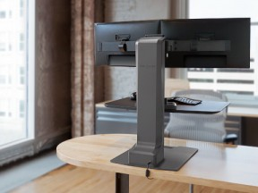 Winston-E™ Sit-Stand Workstation