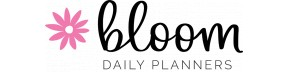 bloom daily planners