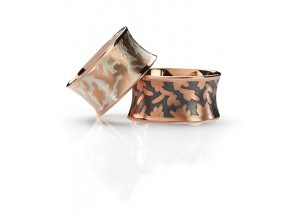 George Sawyer Contour Rings