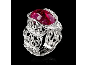 "Ring ""Coral Reef"""