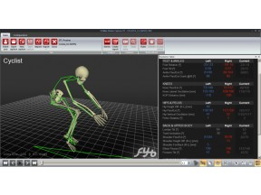 Fit4bike 3D Motion Capture