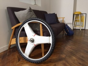 HYCORE T1 (T-series) - All in one smart wheel