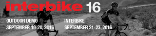 Interbike/OutDoor Demo 2016