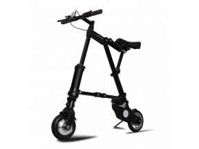 FOLDABLE ELECTRIC A  BIKE