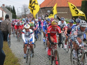 Cyling trip Tour of Flanders