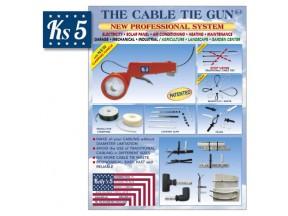 THE CABLE TIE GUN KS5