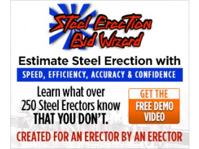 Steel Erection Bid Wizard
