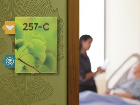 Attend Patient Room Signs