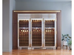 "30"" Dual Zone Wine Column"
