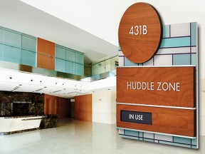 Fusion  Interior Signage Collections