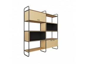 Modern Heritage Collection, Shelving System