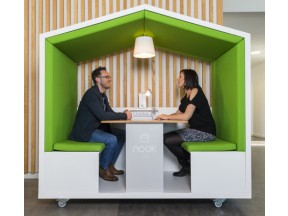 Nook Meeting Pod