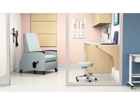 La-Z-Boy Healthcare Mobile Medical Recliners