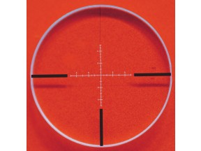 Telescopic Sight Reticle