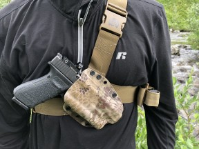 GS Gen 2 Chest Holster
