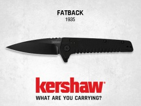 KERSHAW FATBACK (MODEL 1395)