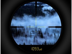 Lumineq TASEL reticle
