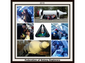 Galaxy Explorers and the STEMShip