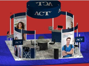 ACT SciFest Booth