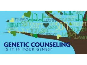 Genetic Counseling:  Is it in your genes?