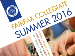 Fairfax Collegiate Summer Program