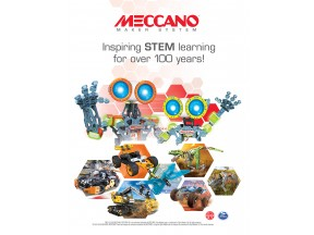 Build with Meccano!