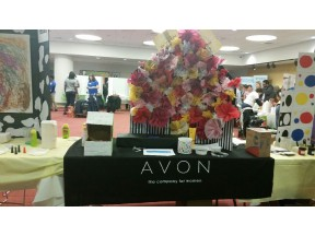 Coloring our Sense-Sational  World with Avon
