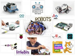 A whole weekend to discover Robotics