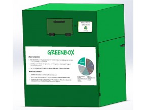 Greenbox - The Food Waste Collection Kiosk