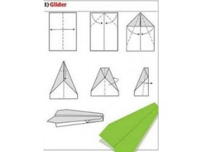 Amazing Fold & Fly Paper Planes