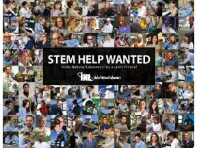 INL STEM Help Wanted